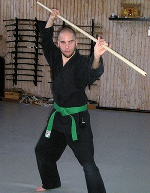 Training with my friend John gave me a new appreciation for Bujinkan Budo Taijutsu