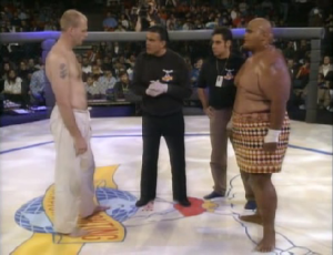 Savate vs Sumo