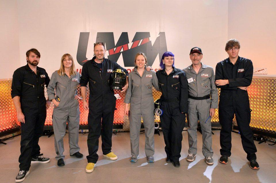 UWM Pit Crew